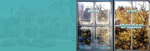 The Foggy Window Solution