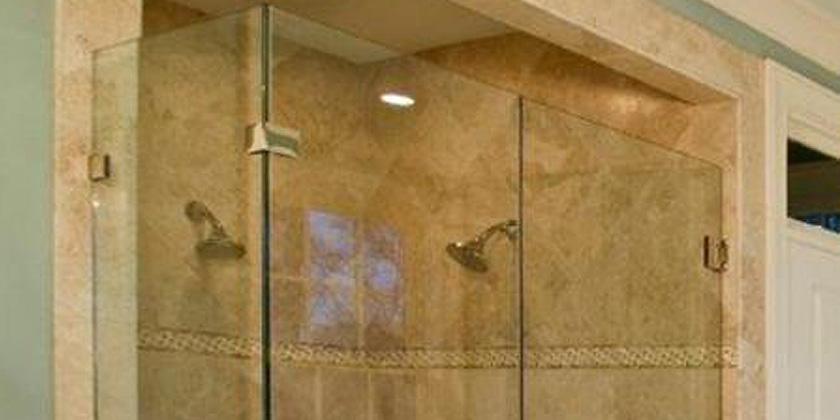 Glass Shower Doors Custom Frameless Shower Doors Elgin Il
